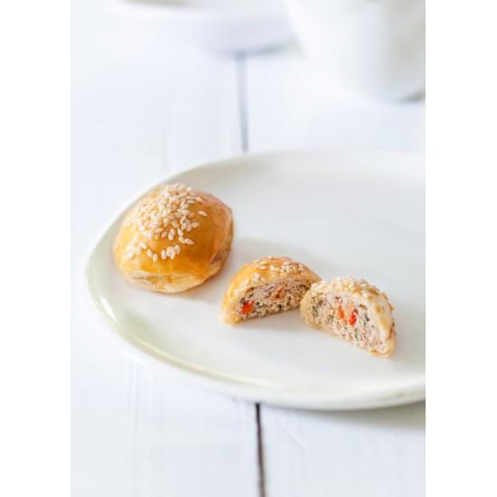 Chausson viande poulet