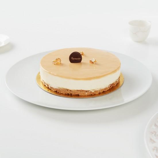 Cheese cake caramel