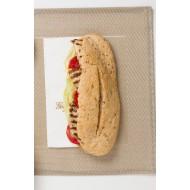 Sandwich poulet poivrons