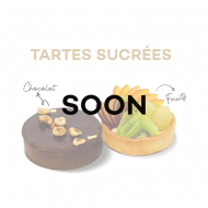 Masterclass Tartes sucrées