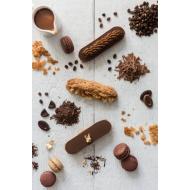 Eclair tout chocolat