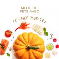 Menu de  fête avec le chef Iyed Tej (27-12-2020)