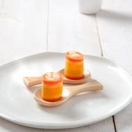 Bonbon carotte crevette