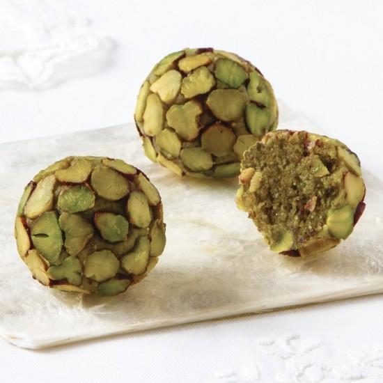 Boulette pistache