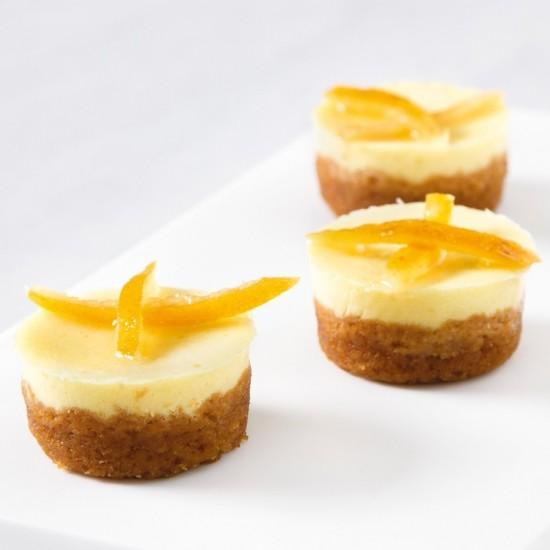 Cheese cake a l'orange