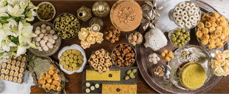 Pâtisserie fine Tunisienne