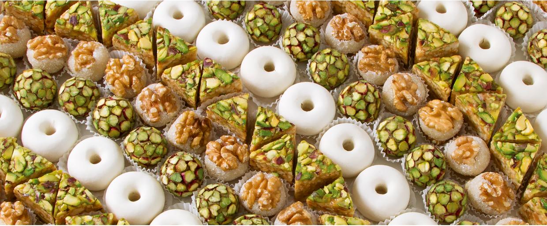 Les gâteaux tunisiens