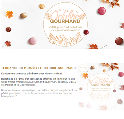 Octobre Gourmand